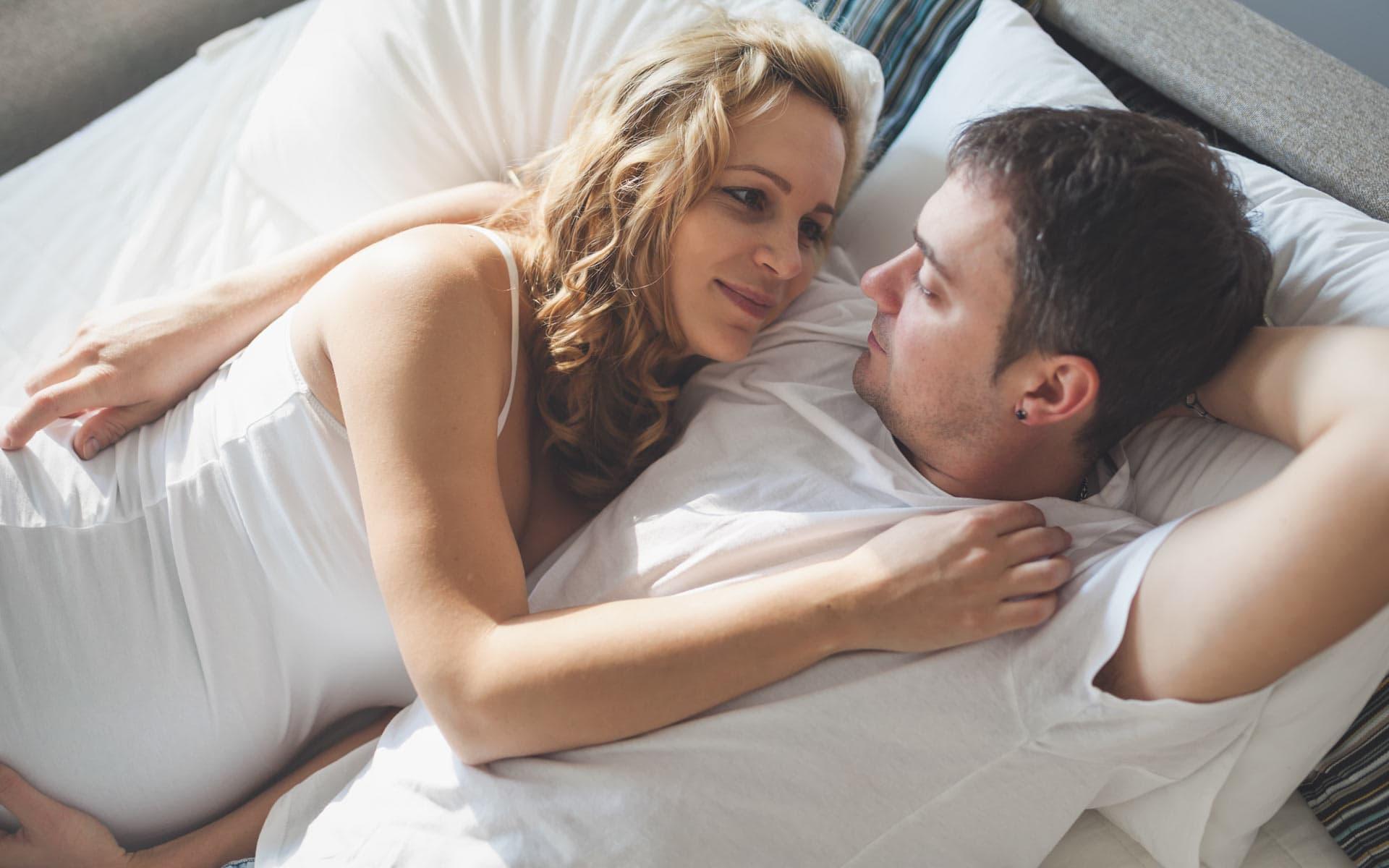 sex in der schwangerschaft bis wann